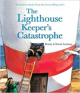 The Lighthouse Keeper's Catastrophe: Amazon co uk: Ronda
