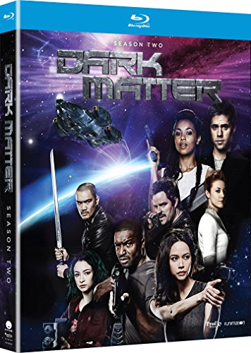 Dark Matter: Season Two [Blu-ray]
