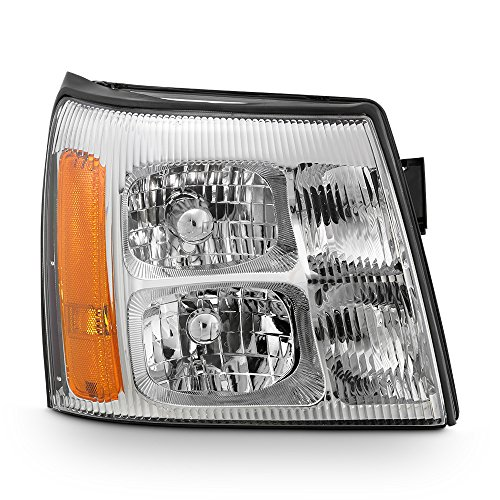 Cadillac 2004 Models - ACANII - For 2003-2006 Cadillac Escalade ESV [HID Model] Replacement Headlight Headlamp - Passenger Side Only