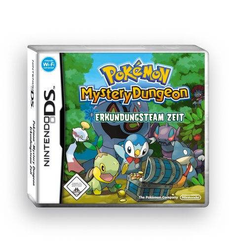 pokemon mystery dungeon zeit