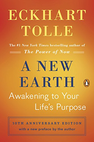 A New Earth (Oprah #61): Awakening to Your Life's Purpose cover