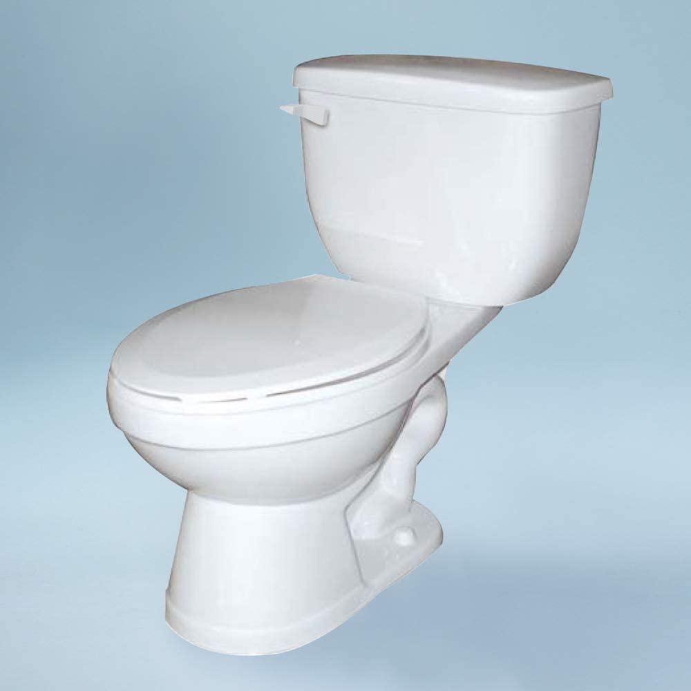 B07GZYRNLL Transolid TT-1560-08 Madison Vitreous China 1.0 GPF Left Trip Lever Toilet Tank 8-in L x 18-in W x 15-in H, Biscuit 51v1gZdy1iL.SL1000_
