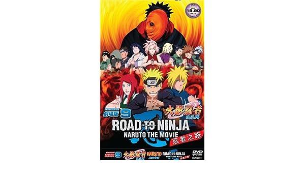 Naruto Movie 9: Road to Ninja All Region Slipcase Edition ...
