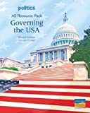 img - for A2 Teacher Resource Pack Governing the USA by Edward Ashbee (2003-05-29) book / textbook / text book
