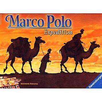 Marco Polo Game: Reiner Knizia: Amazon.es: Juguetes y juegos