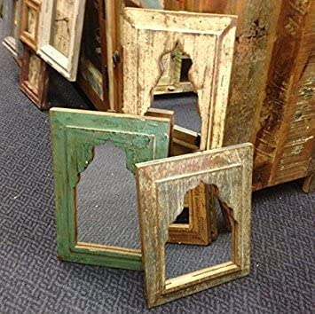 Indian Small Mihrab Mirrors Amazon Co Uk Kitchen Home