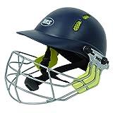 HRSClubAdjustableCricket Steel Visor Blue Helmet Head Protection Equipment