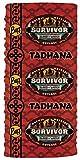 Buff Survivor Season 27 Blood vs Water-Tadhana Tribe-Crimson Red