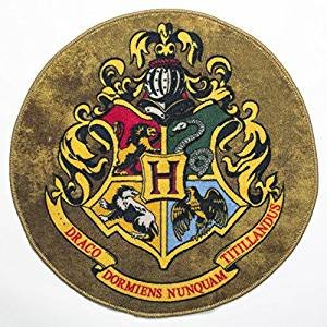 QMX Harry Potter Hogwarts Crest Doormat