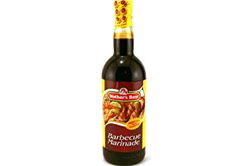 Mother's Best Barbeque Marinade 23z