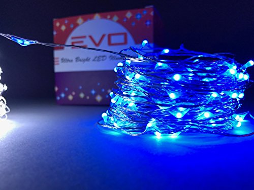Led 100 Micro Icicle Light String - 6