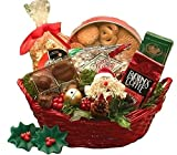 Holiday Hustle and Bustle Holiday Gift Basket