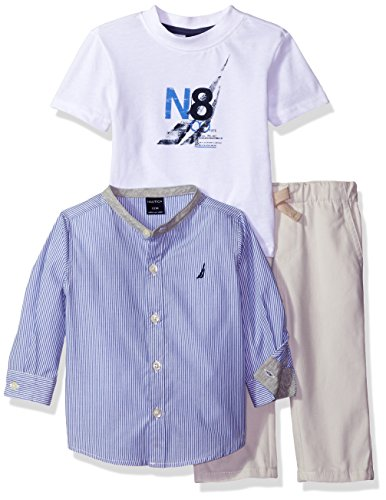 nautica-baby-boys-long-striped-shirt-short-sleeve-tee-and-pull-on-twill-pant-set-french-blue-18-mont
