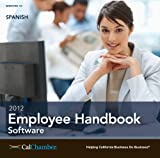 2012 Employee Handbook Software, CalChamber, 1579973590