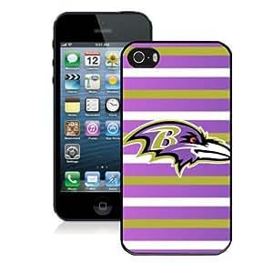 SevenArc NFL Baltimore Ravens Iphone 5s or Iphone 5 Case Hot