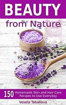 Beauty Nature Homemade Everyday Remedies ebook product image