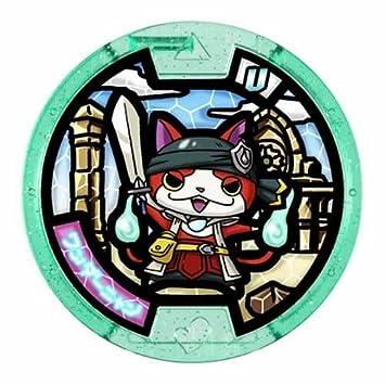 Amazon 妖怪ウォッチ 妖怪メダルu Vol1 9ワンダーニャン Qrコード
