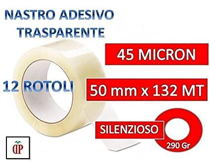 NASTRO ADESIVO TRASPARENTE 50*66