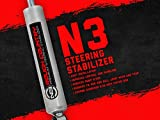 "Rough Country N3 Steering Stabilizer Fits 2007-2018 [ Jeep ] Wrangler JK w/2-6"" Lift Premium Steering Damper JK 8731930"