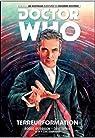 Doctor Who Le douzième docteur, tome 1 : Terreurformation par Taylor