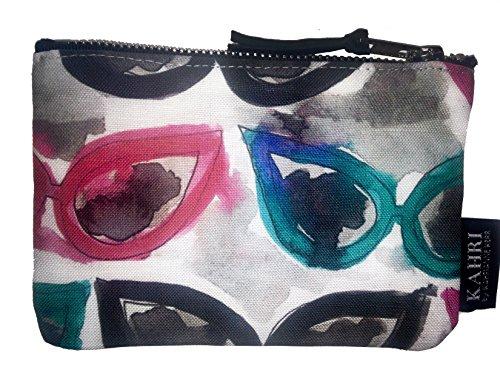 Cateye Sunglasses Coin Purse