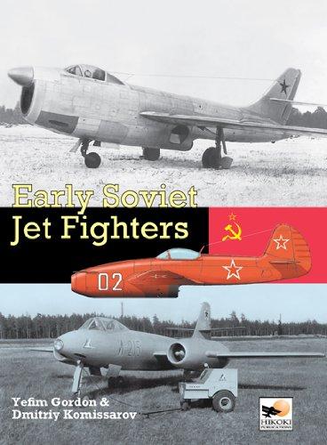 Soviet Fighter (Early Soviet Jet Fighters)