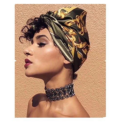 Holylove Black New Trend Stylish Bling Choker Necklace & 1 Bracelet with Gift Box-HLN00025 Black Set -