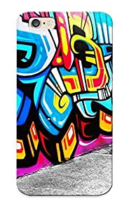(KYHHJBv7600iiuFZ)durable Protection Case Cover With Design For Iphone 6(graffiti)