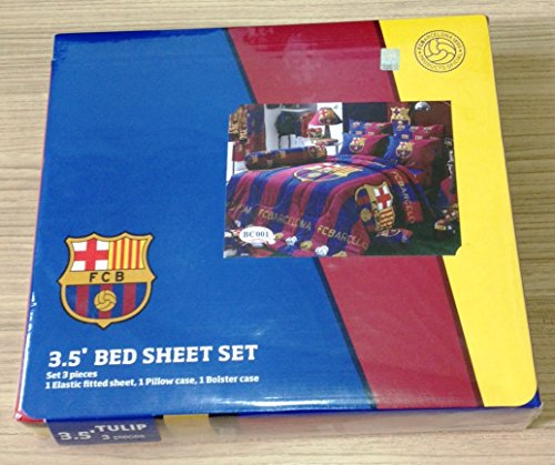 barcelona-football-club-official-licensed-bed-fitted-sheet-set-twin-bc001-3-pieces-1-bed-fitted-shee