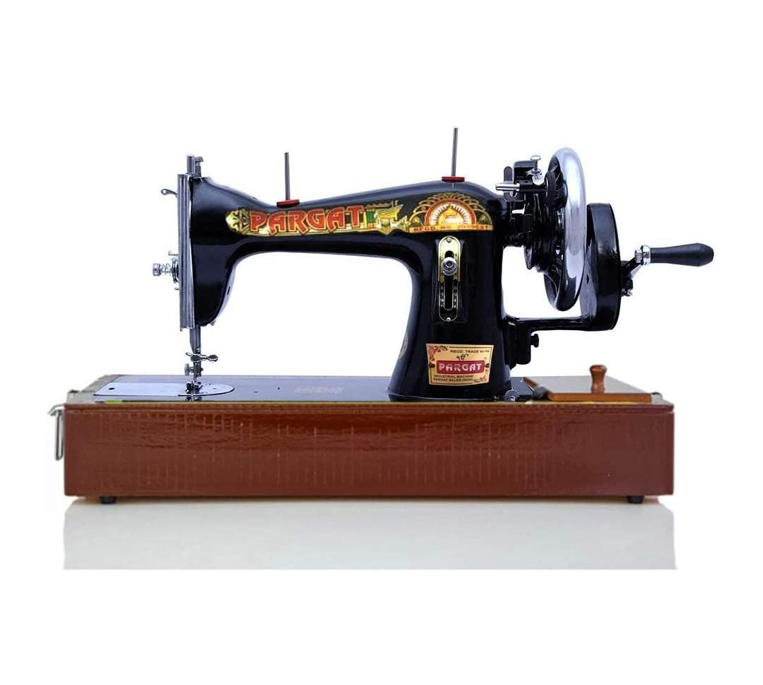 Pargat Straight Stitch Composite Sewing Machine