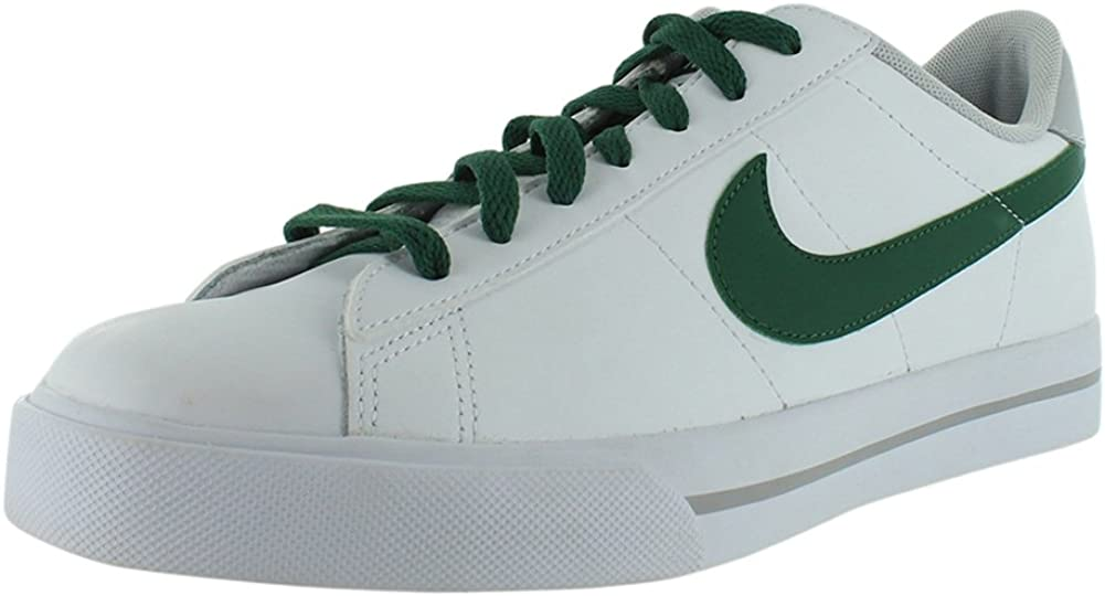 Escupir Gastos de envío Cervecería  Nike Sweet Classic Mens Size 13 White Sneakers Leather Tennis Shoes:  Amazon.ca: Shoes & Handbags