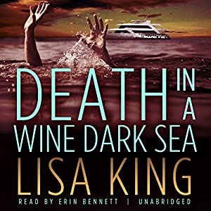Death in a Wine Dark Sea Audiobook