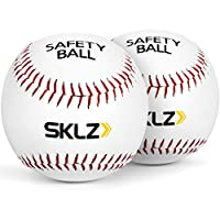 SKLZ Reduced Impact Safety Baseballs (Pack of 2)