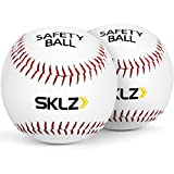 SKLZ Soft Cushioned Safety Baseballs, 2 Pack