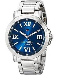 Tommy Hilfiger Womens 1781470 Analog Display Quartz Silver Watch
