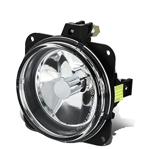 For 01-04 Mazda Tribute OE Style Front Bumper Driving Fog Light/Lamp (1Pc Left/Right)