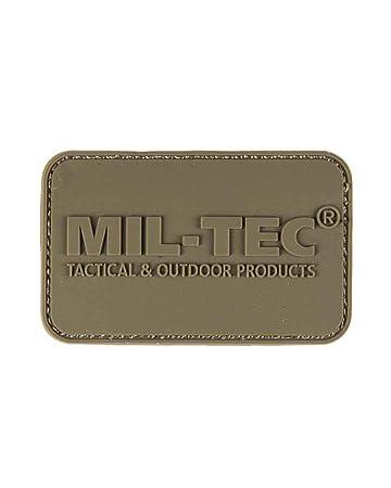 Klett Large Mil-Tec BW Patch 3D DEU PVC m