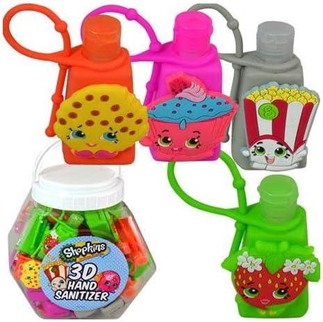 Brush Buddies Shopkins 3D Hand Sanitizer