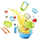 Baby Food Maker Masher 9 in 1 by