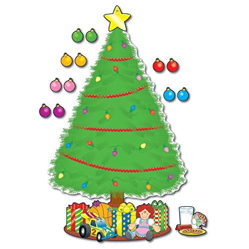Carson Dellosa Big Christmas Tree Bulletin Board Set (1779)]()