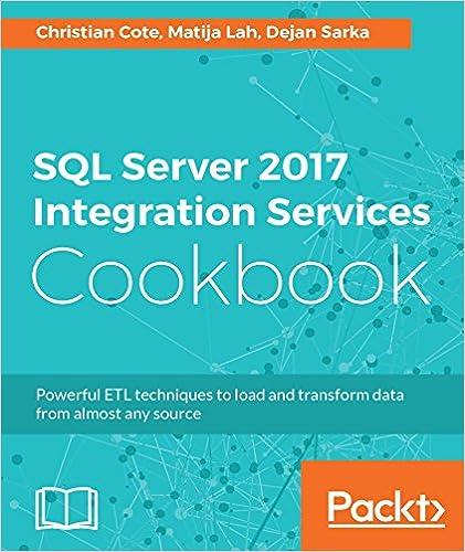 Sql Server Integration Services Ebook