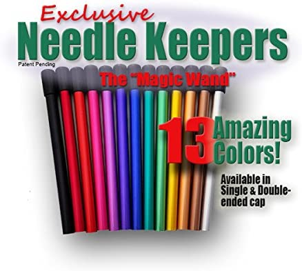 Needle Keepers Black-SG The Magic Wand