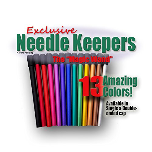 Needle Keepers, the Magic Wand (Blue-SG)