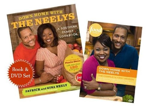 Books : Down Home with the Neelys (Book & DVD Set)