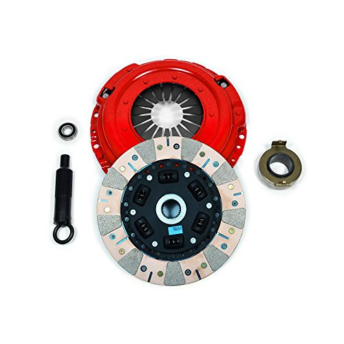 EFT MULTI-FRICTION RACE CLUTCH KIT FOR 93-97 FORD PROBE MX-6 1993-02 MAZDA 626 2.5L