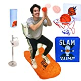 Dad Gifts Gag Gifts Presents SLAM DUMP Challenge – The Competitive Toilet Humor Game. Funny Christmas Gifts Perfect for Stocking Stuffers