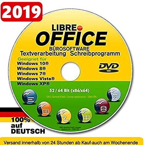 Libre Office Premium Fur Windows 10 Win Dows 7 Win Dows 8 Vis Ta