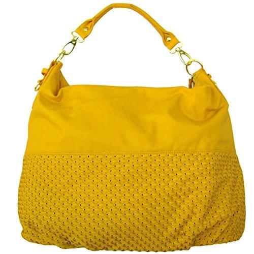 Hobo Steve Madden Women Bag 'Bweaved' Yellow 4zWtrxqTzn