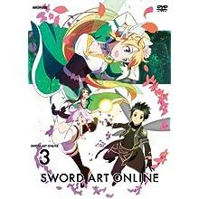 Sword Art Online DVD Volume 3 Fairy Dance Part 1 (2012)
