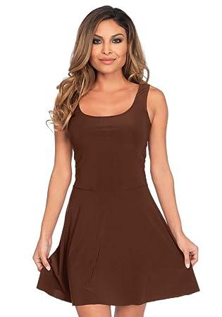 21cbc084b5335 Basic Kleid kurz für Damen-Kostüme von Leg Avenue Kostüm-Zubehör ...
